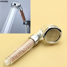 Healthy ION Shower Head Filter Water Ionizer Bathroom Tool Spa Home Beauty Spray