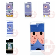 TOWELIE TOWEL SOUTH PARK For Apple iPhone 4 4S 5 5C SE 6 6S 7 Plus 4.7 5.5 iPod Touch 4 5 6 Hard PC Skin accessories
