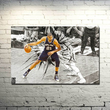 San Antonio Spurs Best player Art Silk Poster 13x20 inch Basketball Spotrs Picture Tim Duncan Tony Parker For Wall Decor 009(China)