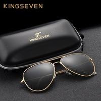 KINGSEVEN 58mm Retro Clássico Óculos De Sol Polarizados Mulheres Marca  óculos de Sol Para As Mulheres e1730059bb