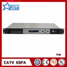 1550nm catv edfa with 17dBm cable tv amplifier(China)