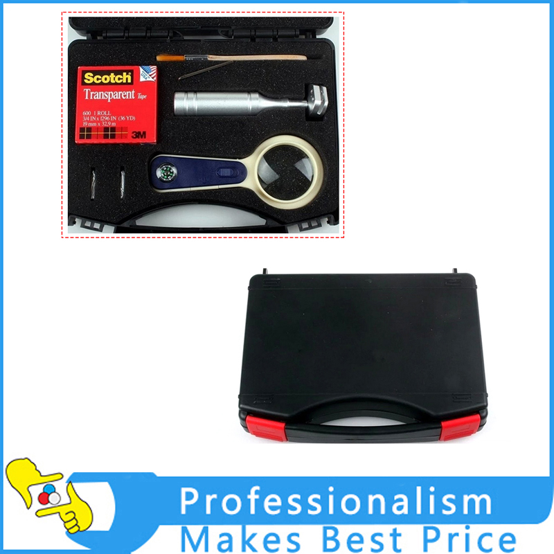 New Hot Cross Hatch Adhesion Tester Instruction Cross-Cut Tester Kit<br>