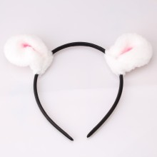 Cristmas Gift Stylish Women Girls Rabbit Ear Headband Hairband Sexy Hair Hoop Party Hair Band Accessories Deer Ear Headwear