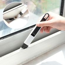 Multifunction computer window cleaning brush window groove keyboard nook cranny dust shovel Window Track cleaner KT0875