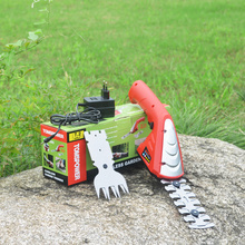 7.2V Handheld Small Mower, Hedge Trimmer, Mini Grass Mower, Household Trimming Machine Hedgerow, Palm Cordless Lawnmower(China)