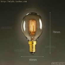 2pcs 40W 220V Lampadas Edison Bulb Bombilla Edison Lamp E14 Vintage Bulb Light Retro Lamp Ampoules Decoratives Lampara(China)