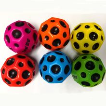 Chastep Funny Toy Balls PU Super Bouncy Ball Child elastic PU ball Children Kids Birthday Party Bag Gift Toy High quality