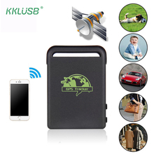 Mini GPS/GSM/GPRS Car Vehicle GPS Tracker TK102B Realtime Tracking Device Person Track Device