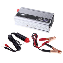 USB Charger 50HZ Car Auto Power supply 24V DC to AC 220V Modified Sine Wave Inverter Converter Adapter 1200W