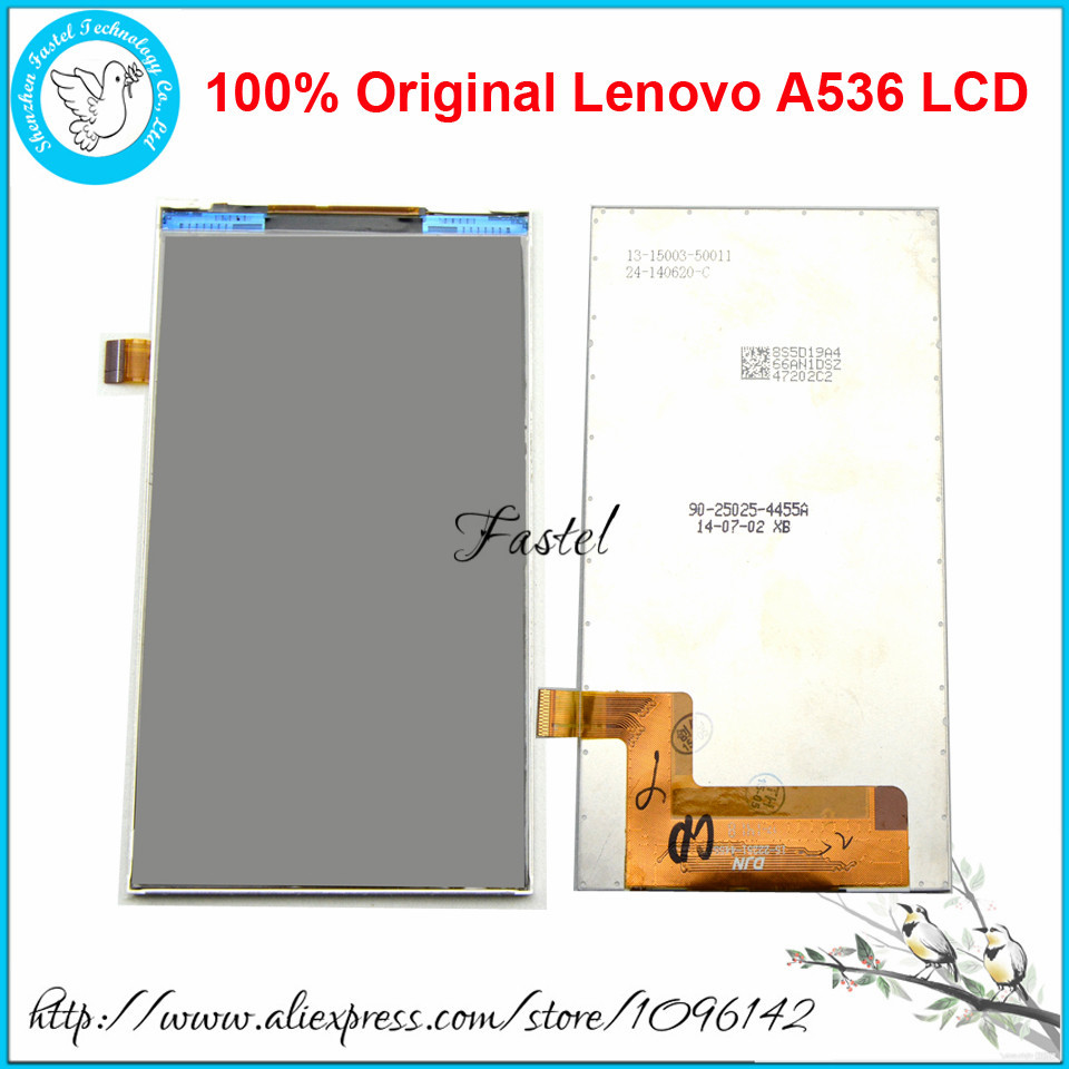 New Original replacement Assembly LCD panel display For Lenovo A536 lcd display screen digitizer + tools free shipping<br><br>Aliexpress