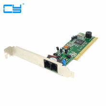V90 V92 56K Internal PCI Data Fax Voice Dial Up Internet Modem for Windows(China)
