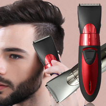 Professional Electric Hair Clipper Rechargeable Hair Trimmer Hair Cutting Machine To Haircut Beard Trimmer Waterproof