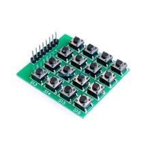 10PCS/LOT MCU Extension 4 x 4 16-Key Matrix Keyboard Module for