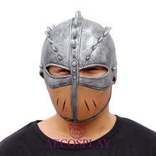 Halloween Scary Mask Horror Helmet Hiccup How to Train Your Dragon Full Head Halloween Mask cosplay costume