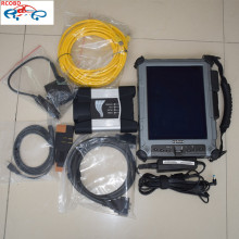 for bmw scanner 3 in 1 icom NEXT new version of icom a2/ a3 ssd expert software with computer xplore ix104 ( i7 4g)(China)