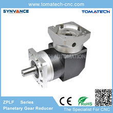 90 Degree Corner type bevel gear ZPLF60 THREE stages Standard Precision servo motor Planetary GEAR reducer(China)