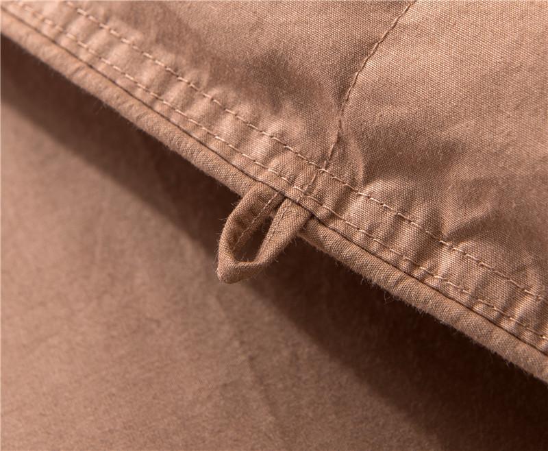 Goose Down Soft Comforter, Bedding Filler Set, Duvets, Throw Blanket Quilts 42