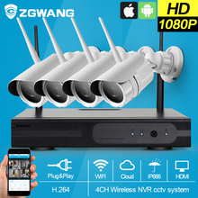 wifi cctv security camera system(China)