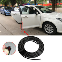 4m/8m Car door trim protection strip for mercedes W203 E A B C ML Class w211 w166 w210 w124 w204 w176 SLK CLK SLR(China)