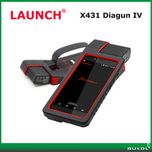 100% Original New Product Car Diagnostic Tool Global Version Launch X431 Diagun IV