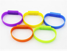 New USB Flash Drive Wholesale retail Wristband USB memory stick usb flash drive pen drive 128M-64GBReal capacity S363