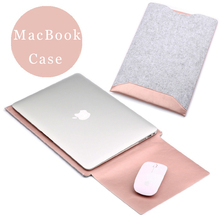 WALNEW Case for MacBook Pro 13 MacBook 15 Retina 2016 MacBook Air Case for Apple Laptop Sleeve 15.6 Computer Notebook Laptop Bag