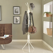 Coat Rack Morden Standing Hat Rack Clothes Bag Umbrella Stand Tree Holder Coat Racks Standing Living Room Furniture