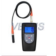 CM-1210-200N 0~200 um digital thickness meter for plastic coatings powder