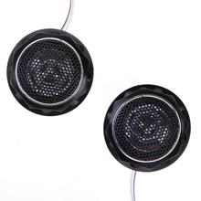 Buy 140W Car Speaker Dome Tweeter Car Interior Mini Speaker Loud Speaker Car Refitting Speaker Kit car stereo for $6.32 in AliExpress store