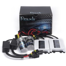 AC 55W Xenon hit kit New Arrival car styling h7 xenon 55w 12v hid kit 4300k,5000k, 6000k,8000k,10000k,12000k xenon 12v 24v(China)
