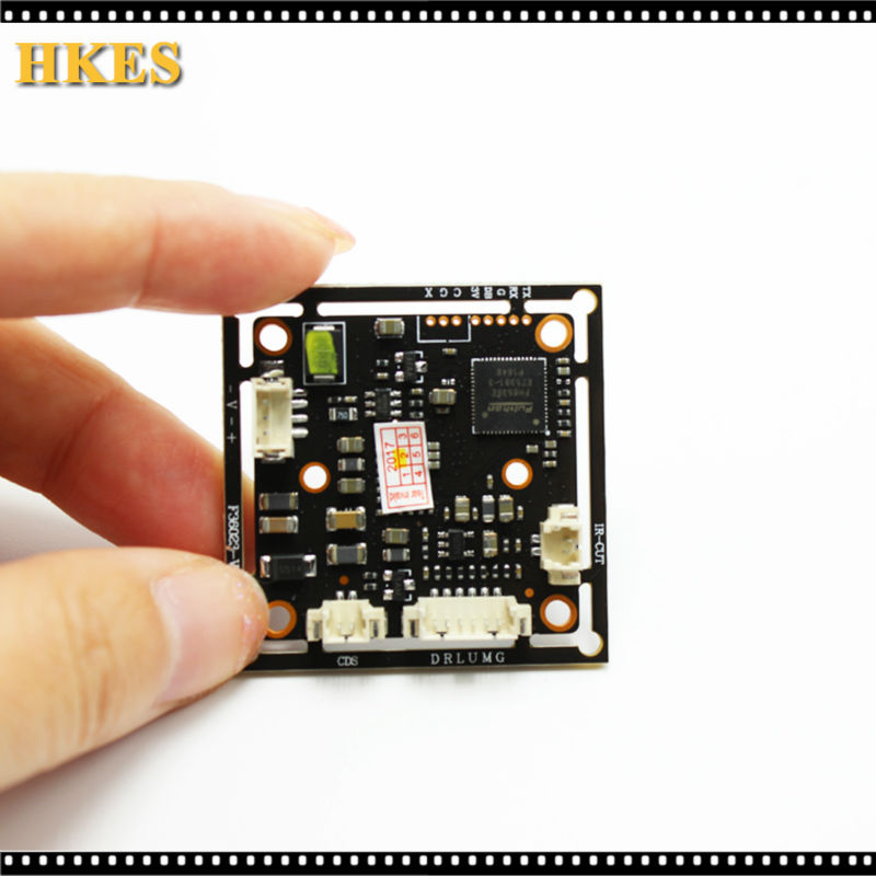 AHD-H (1080P) 1/2.9 Sony Exmor CMOS IMX323  CCTV board camera module board for AHD camera<br><br>Aliexpress