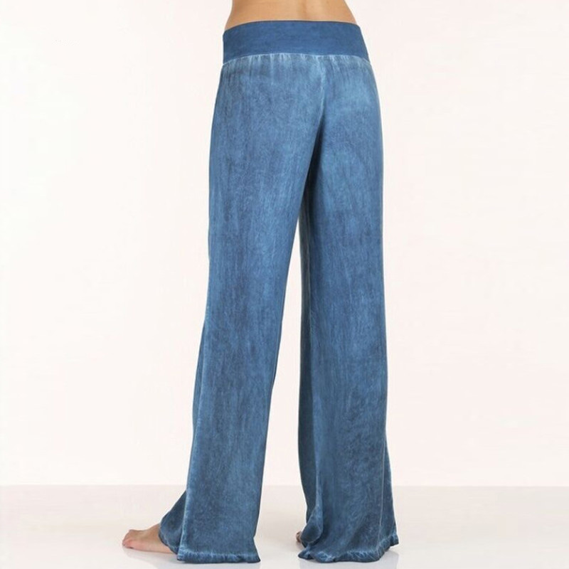 Celmia-Plus-Size-S-5XL-Trousers-Women-High-Waist-Long-Harem-Pant-Casual-Loose-Pleated-Denim (3)