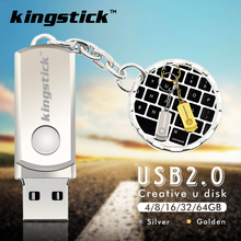 USB 2.0 32GB U disk pendrive 64GB USB Flash drive real capacity 4GB 8GB 16GB USB stick High quality memoria pen drive