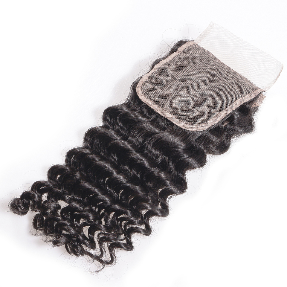 brazilian virgin hair lace closure peruvian virgin hair human hair bundles lace frontal wig wigs (1)