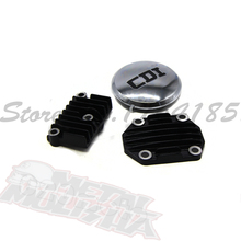 OEM Lifan 125 125cc Black Cylinder Head COVER CASE For LIFAN 125CC Engine Parts(China)