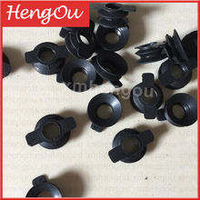 100 pcs 42.016.073 Rubber Sucker for Heidelberg Offset GTO52 GTO46 Machine Outer D=17mm Inner D=7mm