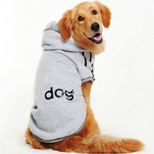 Hot Sale Big Dog Clothes  Large Size Winter Dogs coat Hoodie Apparel Clothing Size:3XL-9XL