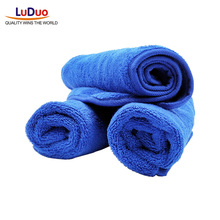 Buy LUDUO 40*50cm Blue Washing Towel Hand Tool Set Microfiber Super Soft Absorbent Cleaning Towel Kit Car Wash Clean Wax Polish for $8.84 in AliExpress store