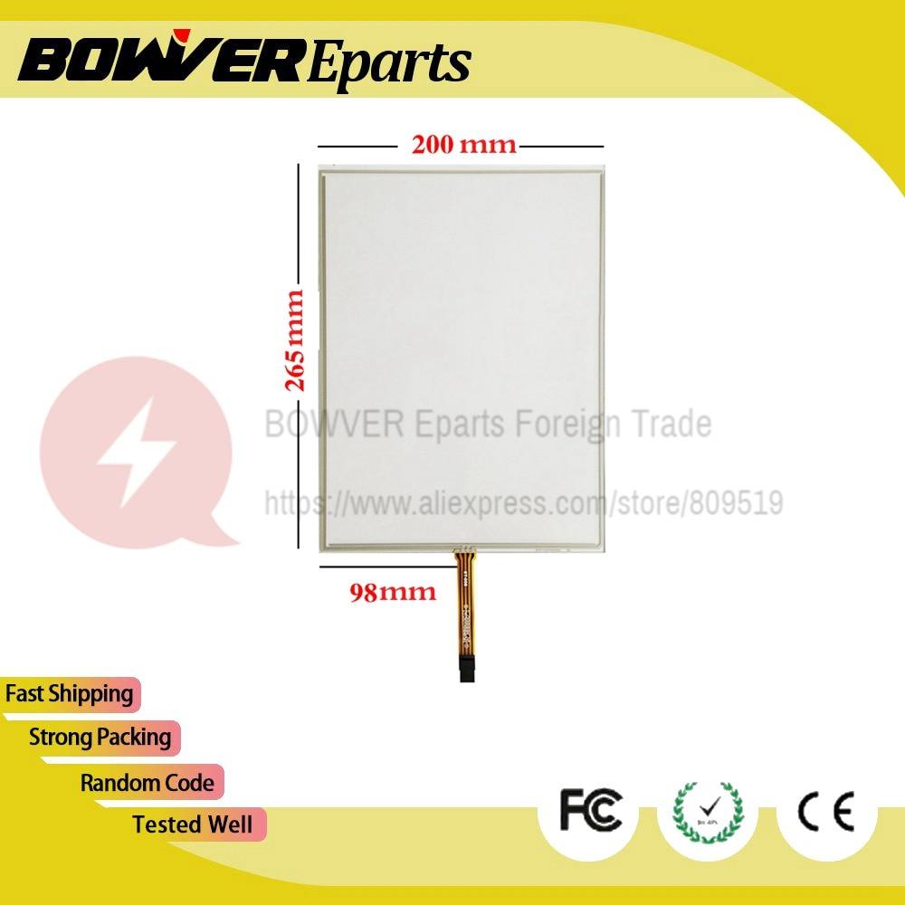A+ 12.1  inch Resistive touch screen  car DVD navigation Handwritten screen 265X200mm  265*200 mm add Extension cord<br>