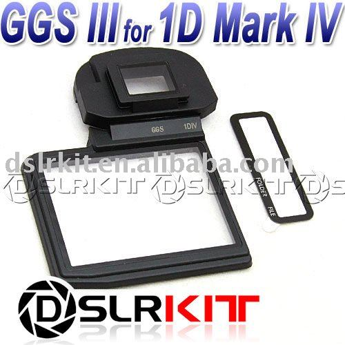 Optical Glass GGS III LCD Screen Protector glass for CANON 1D Mark ...