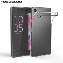Clear TPU Phone Case for Sony Xperia Z Z1 Z2 Z3 Z4 Z5 X XA XZ Compact M2 M4 M5 E3 E4 E5 T2 T3 C3 C4 C5 Soft Silicon Slim Cover