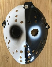 New White Black Cosplay Delicated Jason Voorhees Freddy Hockey Festival Party Halloween Masquerade Mask --- Loveful