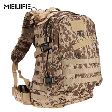 MELIFE Tactical Backpack Outdoor Molle 3D Military Army SWAT Camping Hiking Trekking Sport Cycling Bag Travel Rucksack For Men