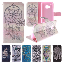 For Coque HTC One M9 Case Leather Wallet Silicone Cover HTC One M9 Phone Case Animal Flip Case For HTC One M9 Cover Accessories