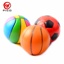 2016 promotions Dog Toy football Tennis Balls basketball Run Catch Throw Play Toy Chew Toys training product for dog ZL130