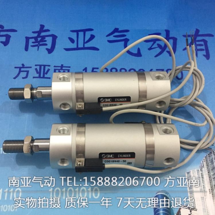CDG1BN40-25 CDG1BN40-50 CDG1BN40-75 CDG1BN40-100 CDG1BN40-125 pneumatic air tools SMC air cylinder<br>