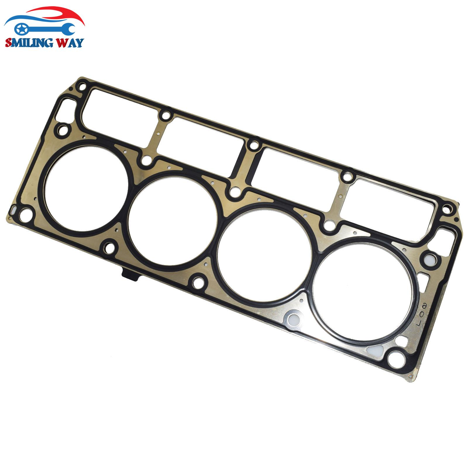 OEM Cylinder Head Gasket Pair for Chevy GMC Cadillac Pontiac Hummer V8 6.0L New