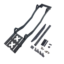High Quality RC4WD D90 Defender Frame Metal Chassis Set for 1:10 RC Crawler Modified Parts