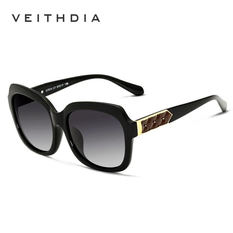 2017 New Classic Polarized Sunglasses Women TR90 Frame Sexy Lady Sun Glasses Eyewear Accessories  oculos de sol feminino 7015<br><br>Aliexpress