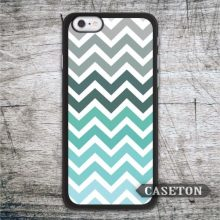Mint Gray Chevron font b Case b font For font b iPhone b font font b